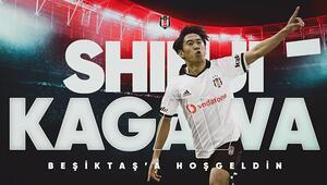 Son dakika... Shinji Kagawa Beşiktaşta