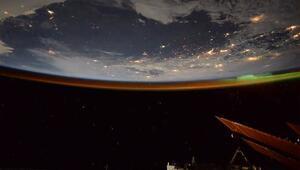 Rus kozmonot paylaştı: İşte dünyanın uzaydan çekilen o muhteşem fotoğrafı