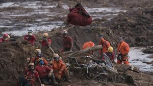 Brezilyada barajın çökmesi sonucu ölenlerin sayısı 110a çıktı