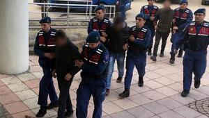 Kastamonuda uyuşturucuya 4 tutuklama