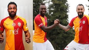 Galatasaraydan savunmaya 4, forvete 2 takviye