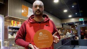 Hollandada yılın en iyisi bir Türk restoranı
