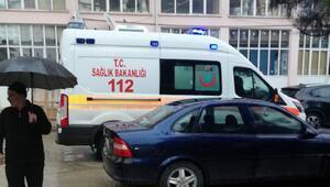 Ambulans sokağa giremeyince hasta öldü
