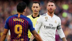 Kral Kupasında Real Madrid ve Barcelona eşleşti 25 günde 3 El Clasico...