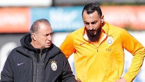 Galatasarayın Alanyaspor kadrosu belli oldu
