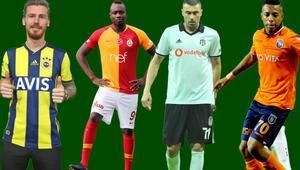 4 İstanbullu, 22 futbolcuya 33 milyon Euro verdi