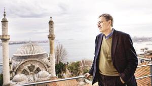 Sana bir 'Balkon'dan baktım  aziz İstanbul...