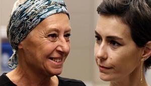 Anne-kız kanseri el ele yendi