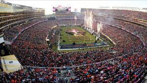 Super Bowlda müthiş rakam 78 milyar TLlik katkı...