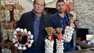 Taşköprülü üreticilerden, sarımsak fiyatına tepki