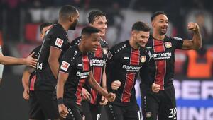 Bayern Münihe Leverkusen engeli