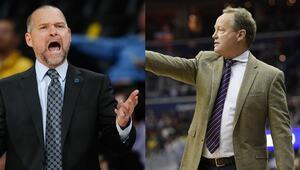 NBA All-Star maçının başantrenörleri açıklandı