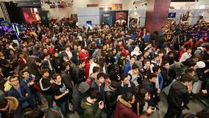 GAMING İSTANBUL: Oyun dünyasının devleri bir arada