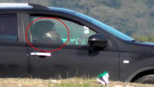 Taburcu olan anne Ayla Acar, Busenin arandığı noktada