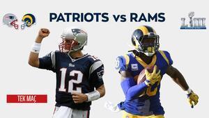 Super Bowl heyecanı iddaada TEK MAÇ Öne çıkan takım ise...