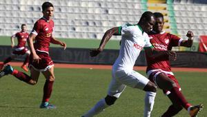 Elazığda gol sesi çıkmadı Giresunspor 1 puanı kaptı...