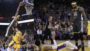 NBAde gecenin en iyi hareketleri