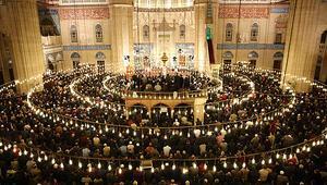 Regaip Kandili ne zaman hangi gün idrak edilecek İşte 2019 dini günler takvimi