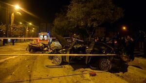 Trafik magandası dehşet saçtı: 2 ölü, 3 yaralı