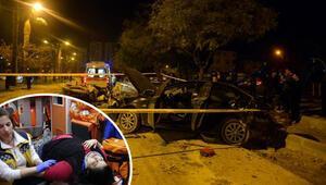 Trafik magandası lüks otomobiliyle dehşet saçtı İki kişi öldü