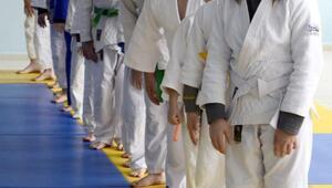 İlçede judo takımı kurdular, şampiyonluğa odaklandılar