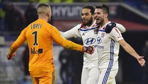 Lyon 2-1 PSG (MAÇ ÖZET)