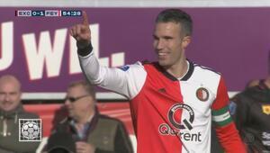 Van Persie'nin golü Feyenoord'a yetmedi