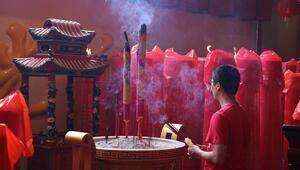 Endonezyada 'Çin Yeni Yılı' kutlamaları