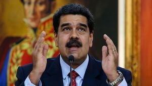 Son dakika... Maduro: Hain bir lider olmayacağım