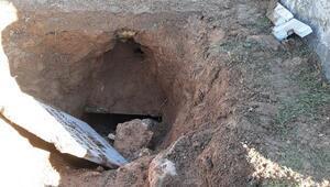 Defineciler Yezidi kadının mezarını tahrip etti