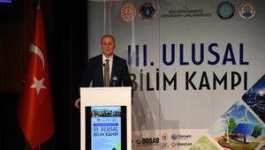 'Ulusal Bilim Kampı' Bursa'da başladı