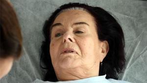 Son dakika: Fatma Girik hastaneye kaldırıldı