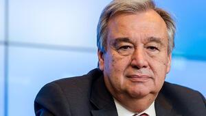 Guterres: Paralı askerler terörü ve yasa dışılığı besliyor