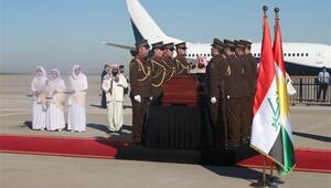 Ezidilerin Ruhani lideri Mir Tahsin Beg toprağa verildi