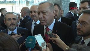 Cumhurbaşkanı Erdoğan: Bahçeli ile yarın görüşeceğim