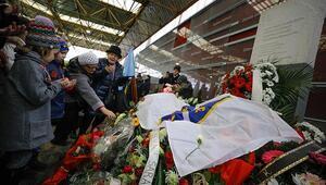 Saraybosnadaki Markale pazar yeri kurbanları anıldı