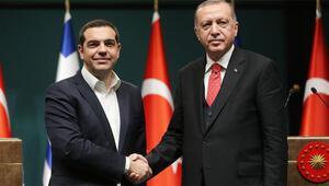 Cumhurbaşkanı Erdoğan: Yunanistan ile aramızdaki meselelerin çözülebileceğine inanıyorum