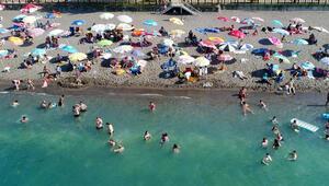 Yerli turist sayısı üçüncü çeyrekte 25 milyona dayandı