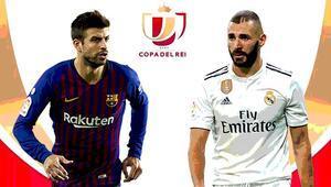 İspanya Kral Kupasında yarı final El Clasico oldu iddaada TEK MAÇ fırsatı...