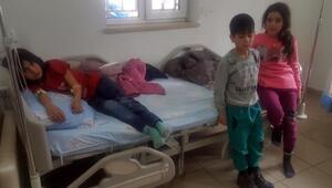 Sobadan zehirlenen 7 kişilik aileyi, 1 yaşındaki Beratın ağlaması kurtardı