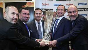 Avrupanın 2 numaralı kupası İstanbul'da
