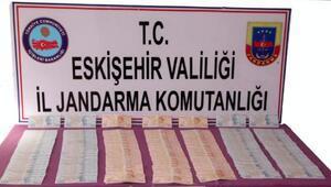 Eskişehirde sahte para operasyonu: 7 gözaltı