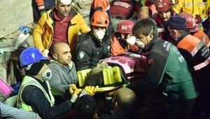 Son dakika: İstanbul Kartalda bir bina çöktü