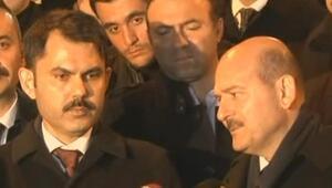 Süleyman Soylu ve Murat Kurumdan açıklamalar
