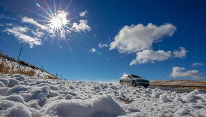 7 Şubat son dakika hava durumu tahminleri   Marmarada karla karışık yağmur uyarısı