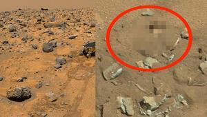 Kızıl Gezegen Marsta tartışmalı keşif