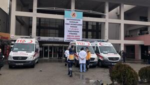 Atatürk Hastanesi bu pazartesi yeni yerinde