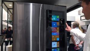 Artık buzdolabınız da size internetten arkadaş bulacak