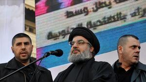 Nasrallah: Lübnan ordusu için İrana gitmeye hazırım