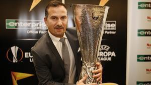 Ergün Penbe: UEFA Kupasını alırken bizde amatör ruh ön plandaydı